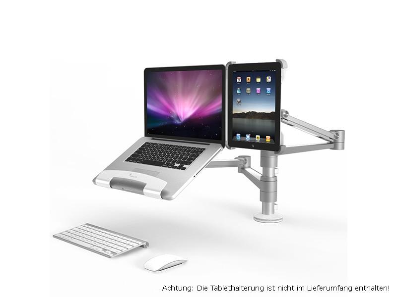 dataflex viewlite notebook halterung wei. Black Bedroom Furniture Sets. Home Design Ideas
