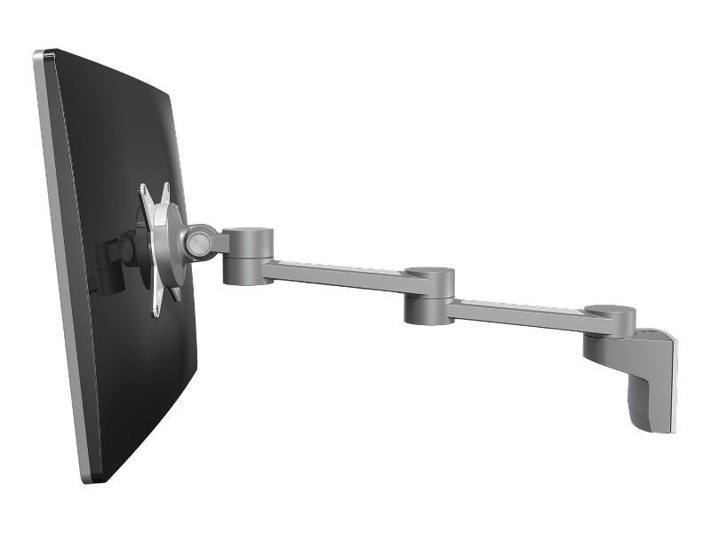 dataflex viewlite schwenkbare monitor wandhalterung. Black Bedroom Furniture Sets. Home Design Ideas