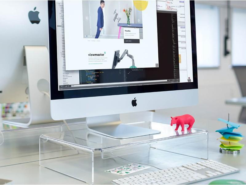 Verstellbare Monitor Erhöhung Bildschirm Dataflex 49550